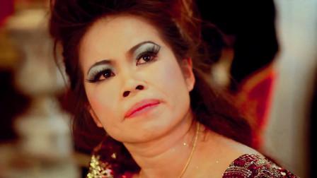 泰国喜剧《青蛙公主》,女子每天幻想成为公主,结果真成了公主
