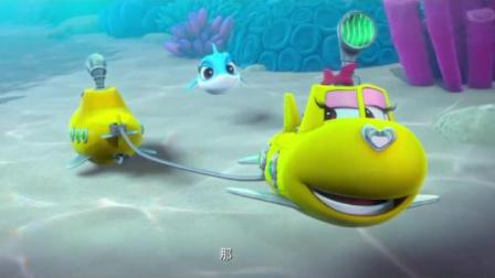 潜艇总动员:阿力想去海底两万里探索,而不是码头卸货