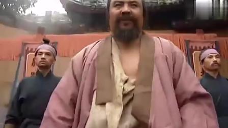 老版水浒传燕青打擂台,可怜的大力士被李逵几脚踩死