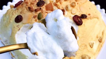 只用蛋清的蛋糕做法,如云朵般柔软,入口即化,无油低脂更健康