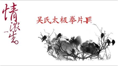 吴式太极拳片段