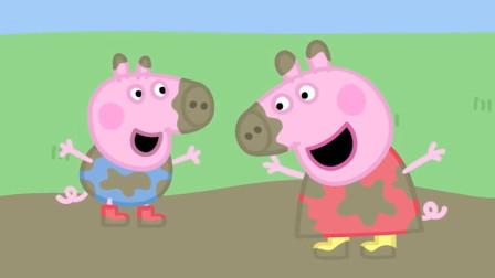 好美味!小猪佩奇跟乔治还有猪妈妈做了哪些美食?趣味玩具故事