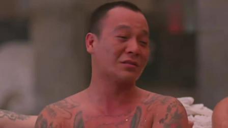 古惑仔:大佬b不愧是老江湖,用纹身给陈浩南上了一课
