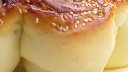 电饭锅也可以做面包了,赶紧学起来!