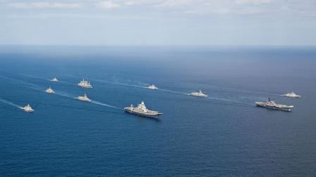勒紧裤腰带,直接砸100亿从中国开走4艘装满导弹军舰