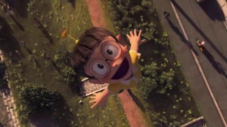 大雄奶奶登场!《哆啦A梦:伴我同行2》首款预告片
