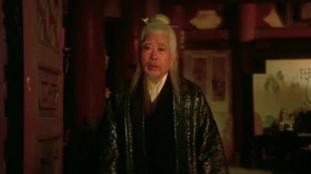 明月刀雪夜歼仇:老头好奇傅红雪的名字,不应该是姓白吗?