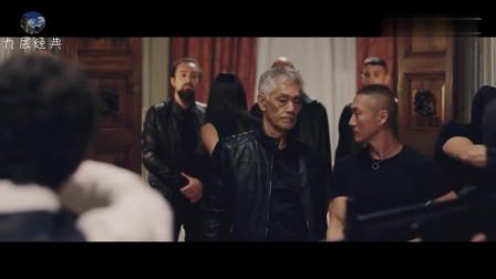 2019最新动作电影《恶夜将临》冷血的武装暴徒夜袭庄园