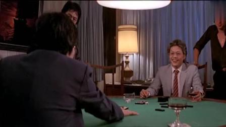 千门八将:千门正将跟赌王玩牌九,谁知把把配错牌,输到怀疑人生