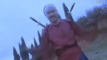 武林高手VS双刀战神,追魂夺命枪大战雌雄宝刀!