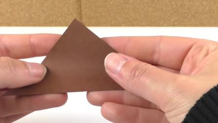 DIY 手工 制作 超级 可爱 折纸 纸艺 动物 蝙蝠 凶恶 装饰 好玩 装饰 自制 展示