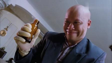 怒吼狂花:光头男人不眨眼,直接拿出一个小瓶,对主角坏笑
