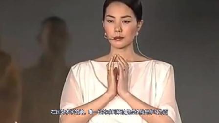 李亚鹏传出新恋情,王菲女儿李嫣晒浓妆照,大变样看不出13岁