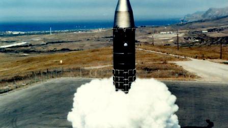 洲际导弹在试射时,会不会飞出国境,看完你就知道了!