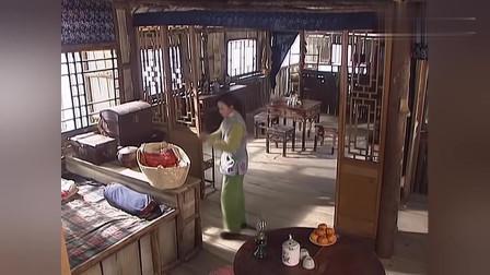 青河绝恋:心慈发现女儿不见了十分着急,哪知是赵爷背着她练武
