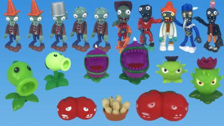 植物大战僵尸之家族大比拼2,豌豆家族会是第几名呢?