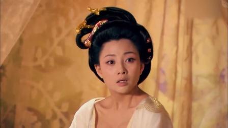 武媚娘深夜去探望儿子,意外发现皇上喜欢奶娘,难以相信瞬间崩溃