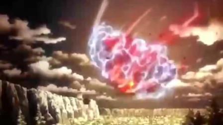 火影忍者:鸣人雏田夫妻两人再次联手放大招,情侣版螺旋丸了解一下