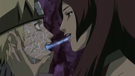 火影忍者:鸣人被敌人的尸鬼接吻吸走了查克拉,小樱却以为他在和敌人秀恩爱