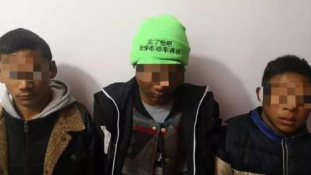 """男子小卖部行窃 因头戴""""偷电动车养你""""绿帽被抓"""