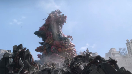 泰迦奥特曼升级最新形态对战怪兽乌拉?最终BOSS水落石出