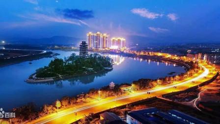 地图里看区域发展,湖南省宁乡市城市建设进程