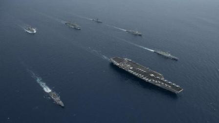 不打伊朗了?美军25年来最大部署,两万大军上万件武器将横渡大洋