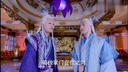 古剑奇谭:紫胤真人是古剑奇谭里最强存在,仅凭屠苏落败他便到蓬莱收拾残局