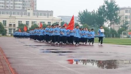 安阳高二女生课间操跑步晕倒离世 校方:曾三次催促急救人员