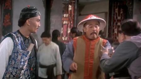 乾隆皇微服私访,学着官差白吃凉粉不给钱,被小摊贩告上了衙门