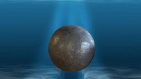 如果将一个100斤的实心铁球沉入海底,最后铁球会不会被压变形?事实还原真相!