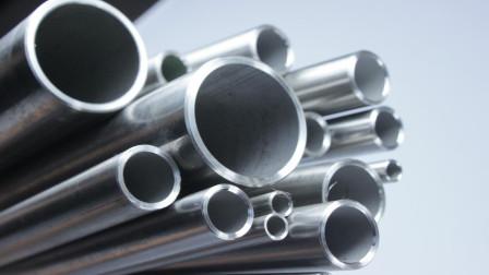 """什么叫""""无缝钢管"""",普通钢管难道是有缝的吗?今天算长见识了"""
