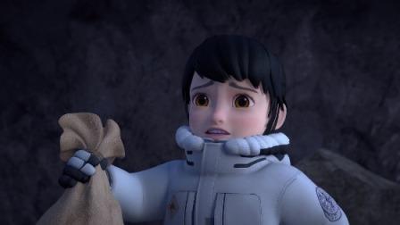 熊出没之探险日记44 风雪中的战斗