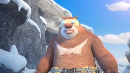 熊出没之探险日记43 雪怪传说