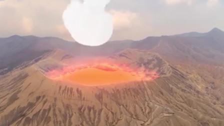 将150万升液氮倒进火山降温,会造成什么后果?想象比现实美好