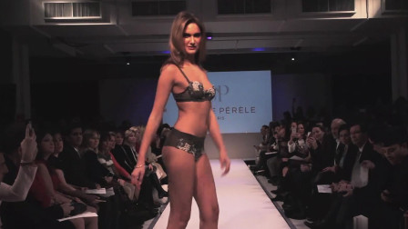 迈阿密时装周泳装秀,这些模特太美了,被围观了!