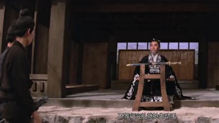 大刺客:叛徒害同门师兄弟,师父传大弟子吴王宝剑清理门户