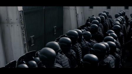 影视:防爆与现役军人硬碰硬,盾牌阵突袭
