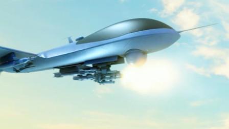 无人机被导弹瞄准,没想到新兵第一次操控,竟躲过导弹攻