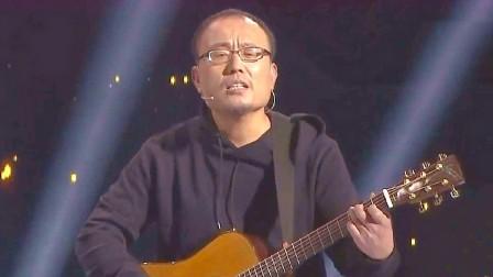男歌手向妻子道歉,现场送出银行卡,真情献唱原创歌曲