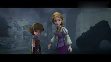新灰姑娘:王子为了救醒灰姑娘,甘愿取下戒指,永远当一只老鼠