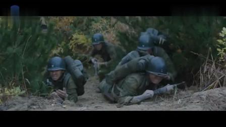 2019最新劲爆战争电影,韩国士兵对重火力防守的高地展开进攻