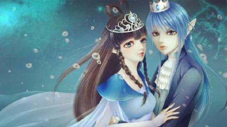 叶罗丽,追求爱人谁最狠?水王子给灵丹,金王子把心变成宝石