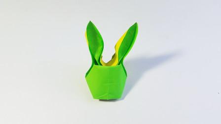 折纸王子大全 简单折纸 教你折纸兔偶,最折纸激情折纸作品,简单易学