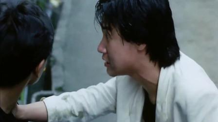 《旺角卡门》张学友脱离刘德华的保护:我宁做一天英雄,也不愿做一世乌蝇