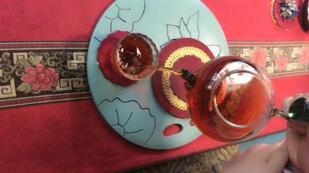 小青柑三种泡法为何三种茶味?冲泡特点不同,一杯清茶现场讲解演示