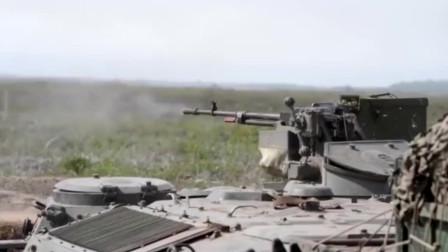 军事:俄海军陆战队在堪察加半岛的实战演习,老毛子就想着打架