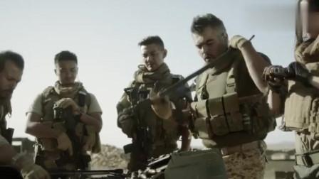 佣兵的战争:小队整理装备,准备即将到来的一场恶仗