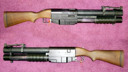 著名的中国湖榴弹发射器,没想到是美军为越南战争研发的