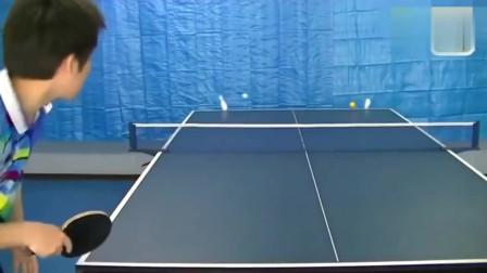日本人为了战胜中国乒乓,竟然这么练习乒乓球!
